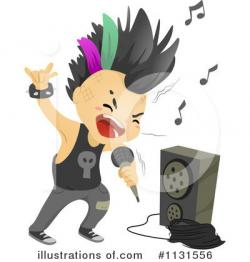 Punk clipart performer