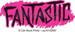 Punk clipart word