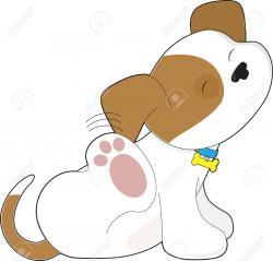 Perro clipart dog ear
