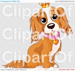 Cocker Spaniel clipart puppy