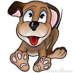 Dalmation clipart happy puppy