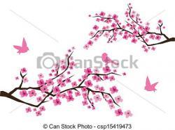 Sakura Blossom clipart
