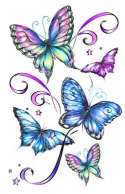 Moves clipart pretty butterfly