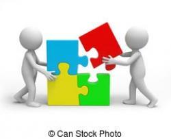 Puzzle clipart 3d puzzle