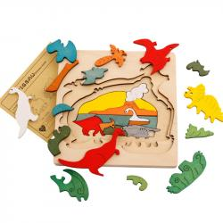 Puzzle clipart early childhood education