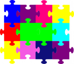 Puzzle clipart microsoft