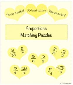 Puzzle clipart proportion