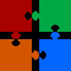 Puzzle clipart puzzel