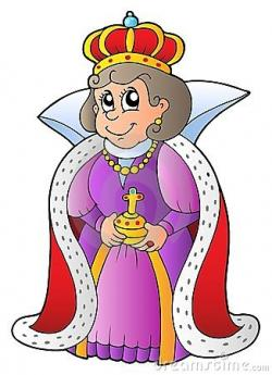 Throne clipart queen's