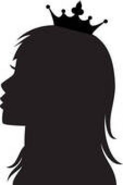 Queen clipart black beauty