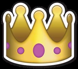 Queen clipart emoji