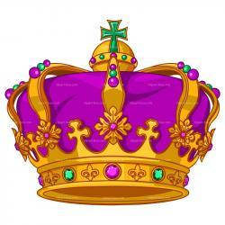 Renaissance clipart crown
