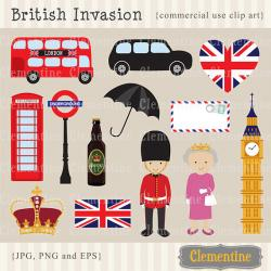 Telephone Booth clipart english tea