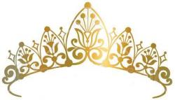 Crown clipart miss