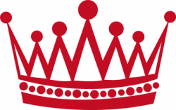 Ruby clipart crown
