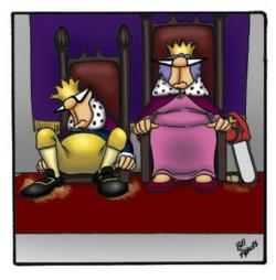 Throne clipart queen throne