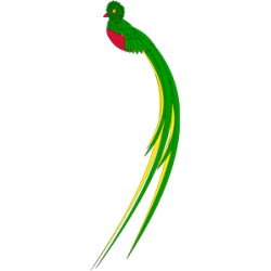 Quetzal  clipart guatemala