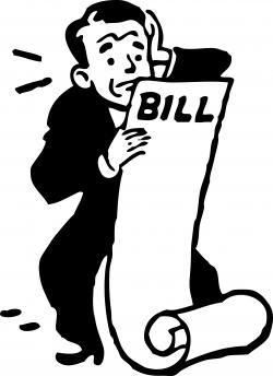 Statement clipart bill payment