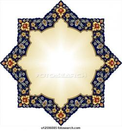 Design clipart islamic