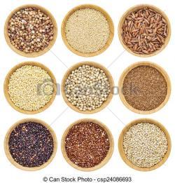 Quinoa clipart