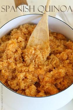 Quinoa clipart spanish