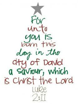 Scripture clipart christmas scripture