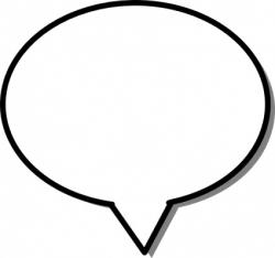 Quote clipart conversation bubble