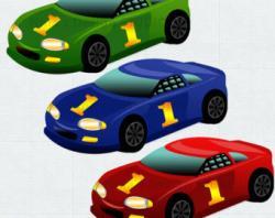 Race Car clipart matchbox car