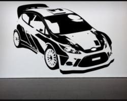 Highway clipart car rally