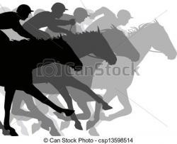 Race clipart close