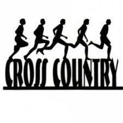 Sport clipart cross country running