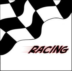 Yamaha clipart race flag