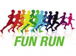 Racing clipart fun run