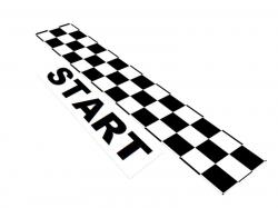 Race clipart starting line
