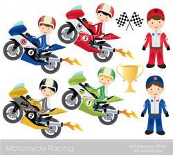 Yamaha clipart motor racing
