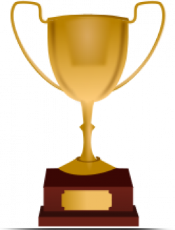 Winning clipart award