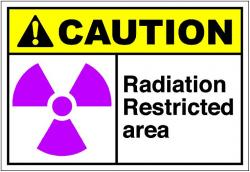 Radioactive clipart radiation area