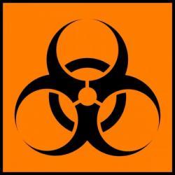 Radiation clipart biohazard