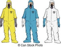 Radiation clipart protective clothing