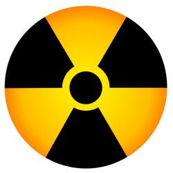 Radiation clipart radiology