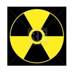 Radioactive clipart radiology