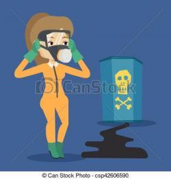 Radiation clipart respirator