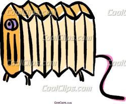 Radiator clipart cartoon