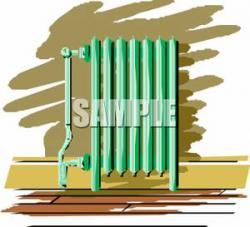 Radiator clipart steam