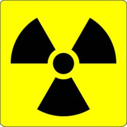Radioactive clipart iodine