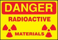 Radioactive clipart radioactive material