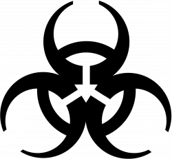 Biohazard clipart demon