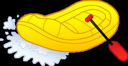 Raft clipart