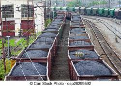 Railway Station clipart freight train