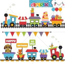 Tern clipart choo choo train